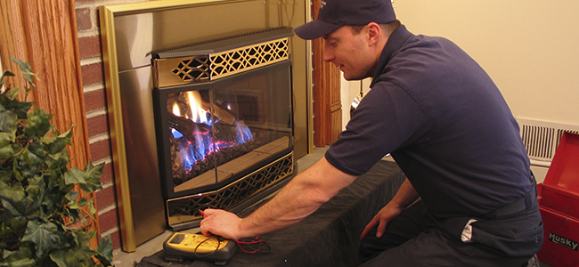 Las Vegas fireplace repair